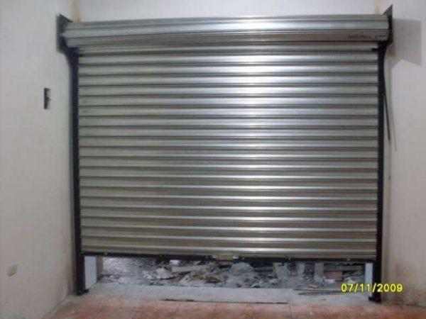 Pueta Enrollable ECO Doortec